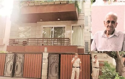 Delhi: 91-yr-old dead as help drugs and forces him inside fridge, five men arrested