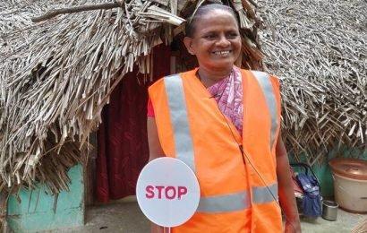 Meet Bayamma, Chennai's special traffic warden