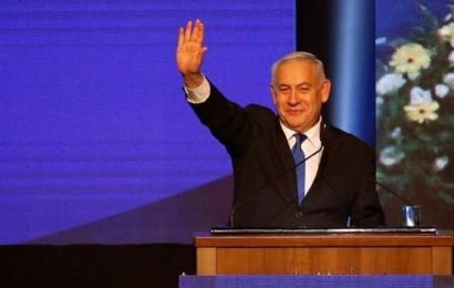 Israel president tasks Benjamin Netanyahu with forming new government