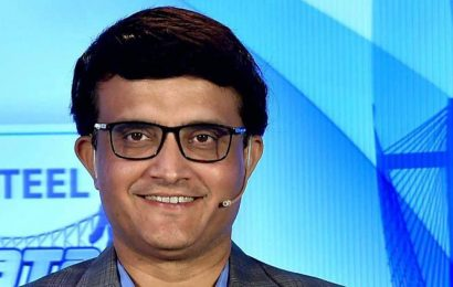 Sourav Ganguly inaugurates cricket-themed restaurant in Kolkata