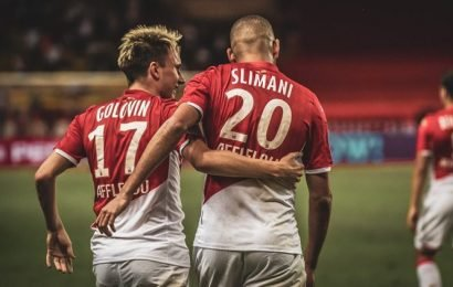 Aleksandr Golovin double earns Monaco first win of the season