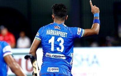Harmanpreet Singh stars as Indian hammer Spain 5-1