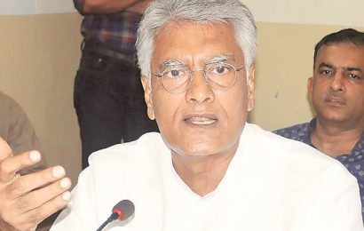 Govt performance not weekly exam, people have faith in us: Sunil Kumar Jakhar