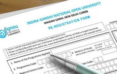 IGNOU December term-end online exam form released: Know how to apply