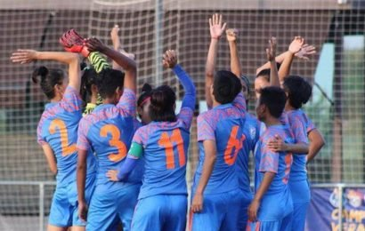Uzbekistan hold India to draw in second friendly