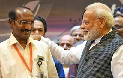 PM Modi's message to scientists, country's support boosted our morale: ISRO chief K Sivan