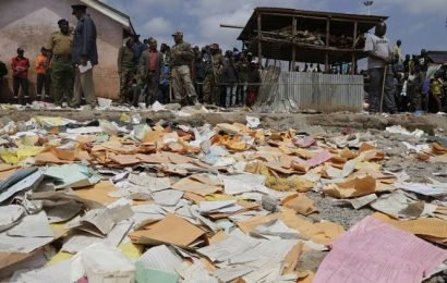 At least seven killed as school collapses in Kenya's capital