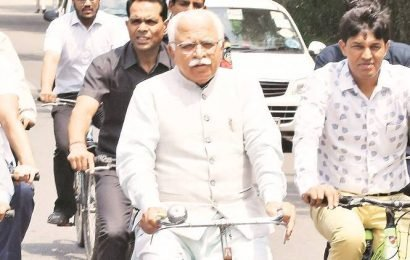 Haryana Assembly polls: Opposition a divided house, Khattar and Co confident of crossing 75-mark