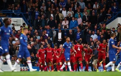Liverpool maintain perfect start with hard-fought away win at Chelsea