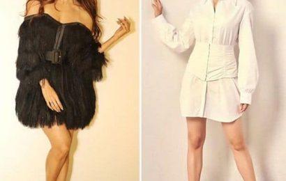 Worst dressed: Malaika Arora, Shraddha Kapoor faltered on the fashion front with their unimpressive black and whites   Bollywood Life