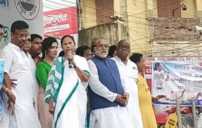 'Will teach you a lesson': Mamata Banerjee dares BJP to implement NRC in Bengal