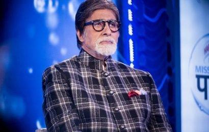 Amitabh Bachchan to get the Dadasaheb Phalke Award