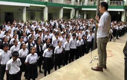Mizo students take pledge not to marry 'outsiders'