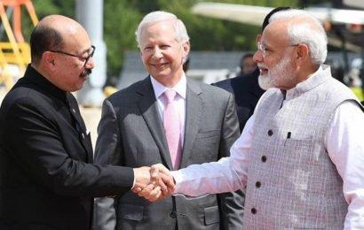 'Howdy Houston': PM Modi reaches Texas, set to address Indian diaspora with Trump