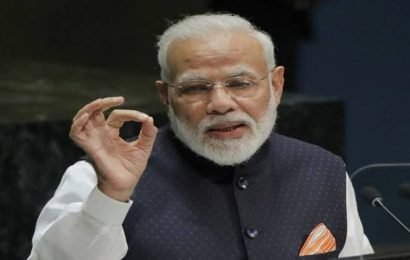 PM Modi suggests using IIT students' software to check attentiveness in Parliament