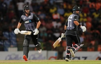 New Zealand beat Sri Lanka in 2nd T20; take 2-0 lead