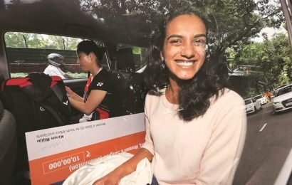 Have kept an empty space in cabinet for Olympic gold, says PV Sindhu
