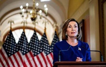 Speaker Pelosi will open impeachment inquiry accusing Donald Trump of 'betrayal' of nation