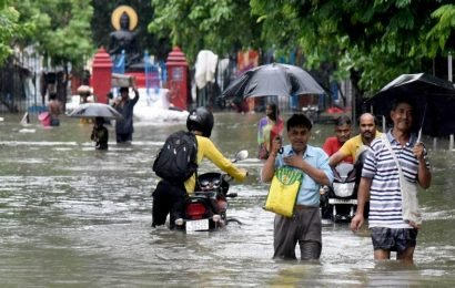Heavy rains disrupt rail services in Bihar, ECR cancels several trains