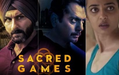 Emmys 2019: Sacred Games, Lust Stories and Radhika Apte bag nominations at the international awards   Bollywood Life