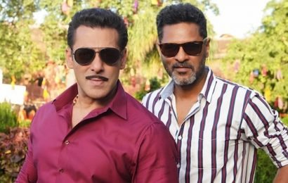 Salman Khan's next Eid release to be directed by Prabhudheva