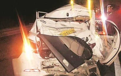 Pune's top spine surgeon killed in E-way accident: Bus driver who fled the scene arrested