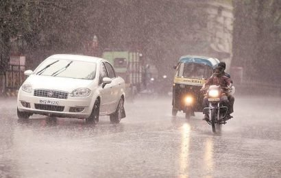 Pune: Light to moderate rain in city for next two days