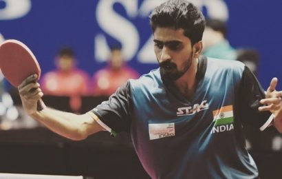 G Sathiyan goes down fighting to World No 4 in Asian TT Championship