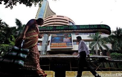 Sensex falls 642 points; markets worry over impact of oil price rise