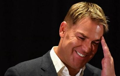 Shane Warne banned from driving for 12 months, fined for overspeeding