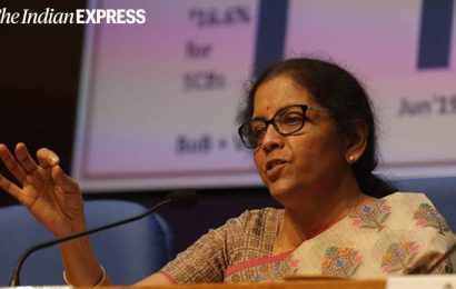 Sitharaman blames 'mindset of millenials' for slowdown in auto industry