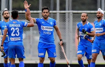 Harmanpreet Singh scores brace again as India beat Spain 5-1