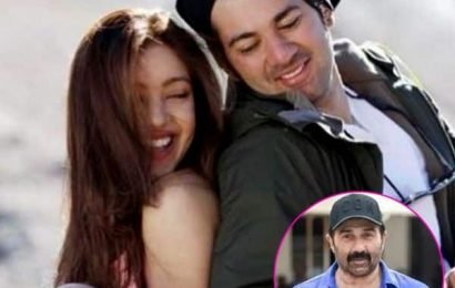 Pal Pal Dil Ke Paas: Sahher Bambba BEATS Karan Deol in the really tough Sunny Deol quiz [Exclusive]   Bollywood Life