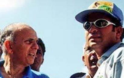 'He always supported me': Sachin Tendulkar recalls how Madhav Apte helped him in tweet