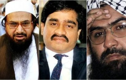 Masood Azhar, Hafiz Saeed, Dawood Ibrahim declared individual terrorists under new anti-terror law