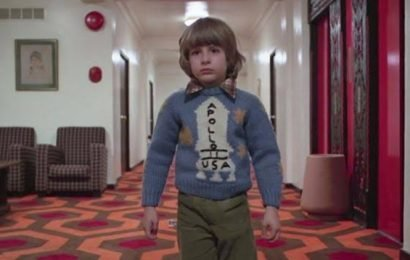 Did Stanley Kubrick confess his involvement in 'fake moon landing' through The Shining?