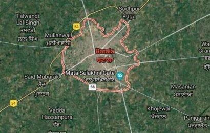 18 killed in Punjab cracker unit blaze