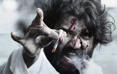 World Famous Lover first look: Vijay Deverakonda returns to basics