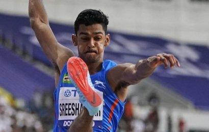 Murali Sreeshankar flops at big stage, finishes 22nd in qualifying round of Worlds