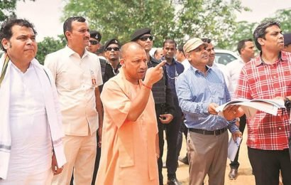 CM Yogi and ministers take leadership lessons at IIM-Lucknow