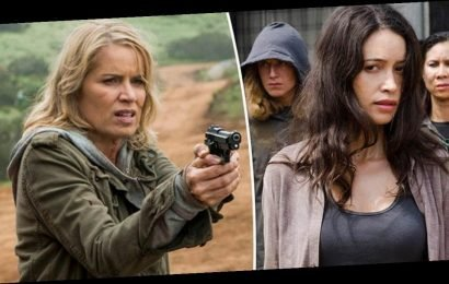 The Walking Dead & Fear The Walking Dead's hottest babes