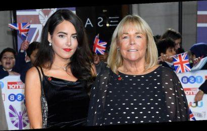 Pride of Britain 2019: Linda Robson and glam daughter Lauren in black gowns
