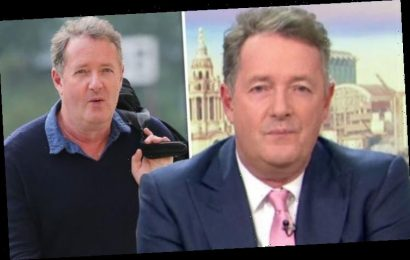 Piers Morgan: 'Thanks for the support' GMB host reassures fan he's 'fine' amid petition