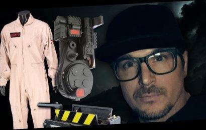 Zak Bagans Drops $310k for 'Ghostbusters' Memorabilia