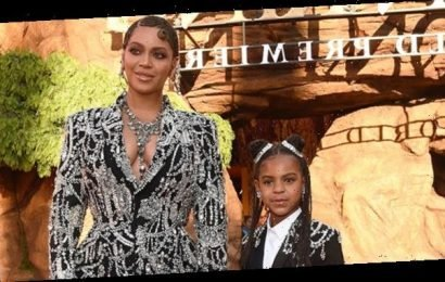 16 Cutest Pics Of Blue Ivy & Beyonce Together: Award Shows, Shopping Dates & More