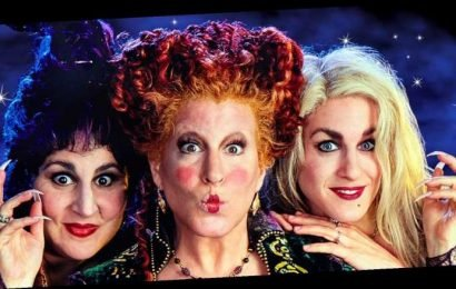 'Hocus Pocus' Could Reportedly Get a Sequel For Disney+!