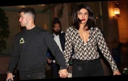 Priyanka Chopra  & Nick Jonas Go On Date Night After Busy Schedules Keep Them Apart For 3 Weeks