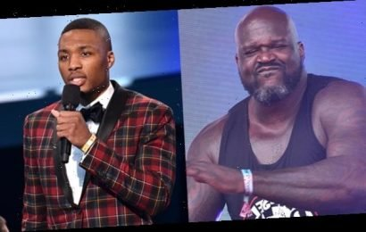 Shaquille O'Neal Debuts Savage Diss Track Ripping Damian Lillard & Blazers Star Fires Back — Listen
