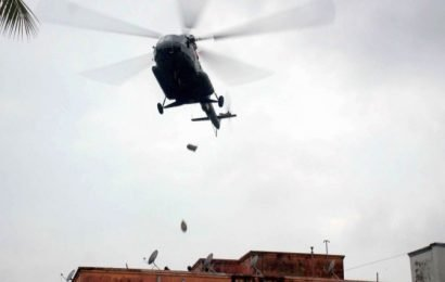 Bihar floods: Govt deploys NDRF teams, IAF choppers