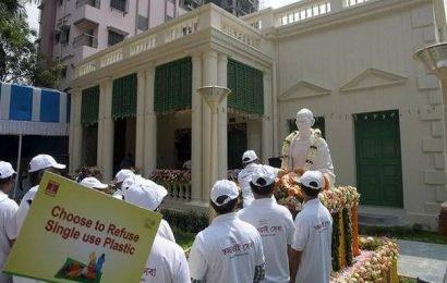 The Mahatma's home in Kolkata open to public